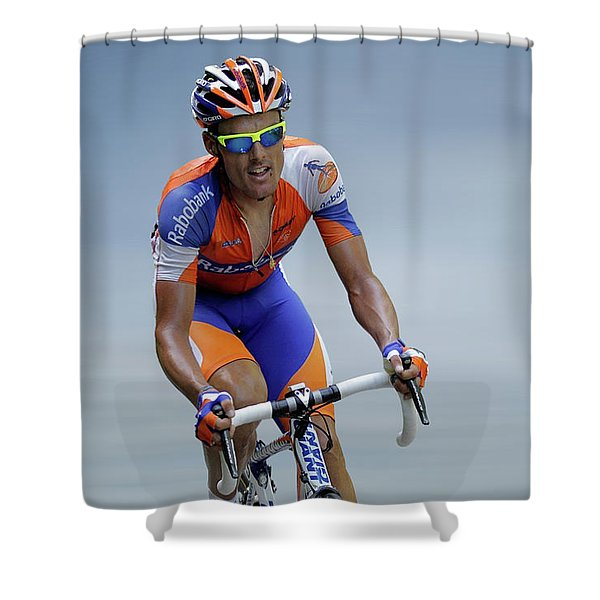 Luis Leon Sanchez 1 Shower Curtain
