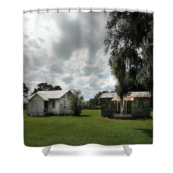 Luxury Accommodations Shower Curtain