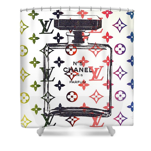 Lv Sunrise Shower Curtain