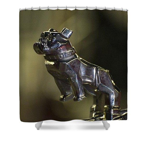 Mack Shower Curtain