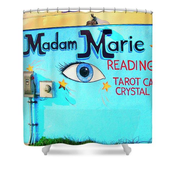 Madame Marie Shower Curtain