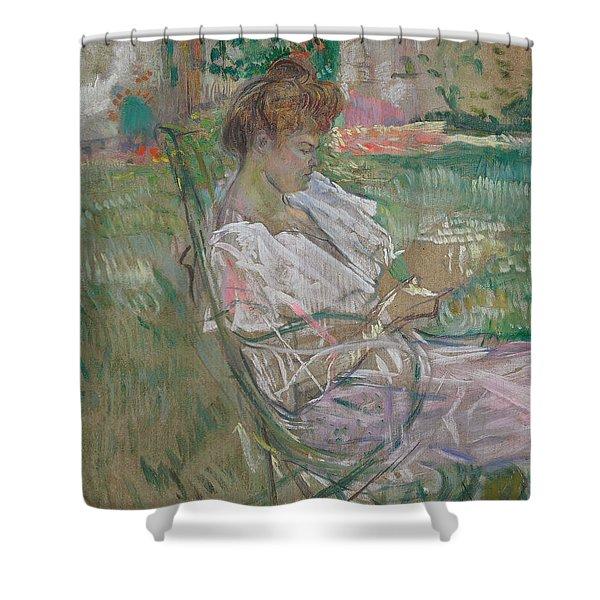 Madame Misia Natanson Shower Curtain