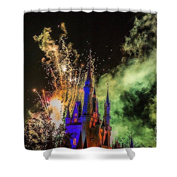 Florida Shower Curtain