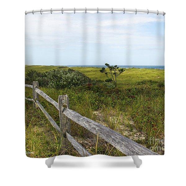 Magical Landscape Shower Curtain
