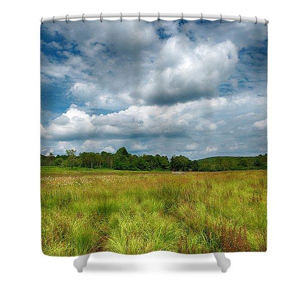 Magical Meadow Shower Curtain