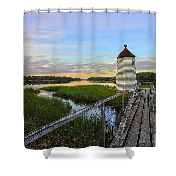 Magical Morning Musings Shower Curtain
