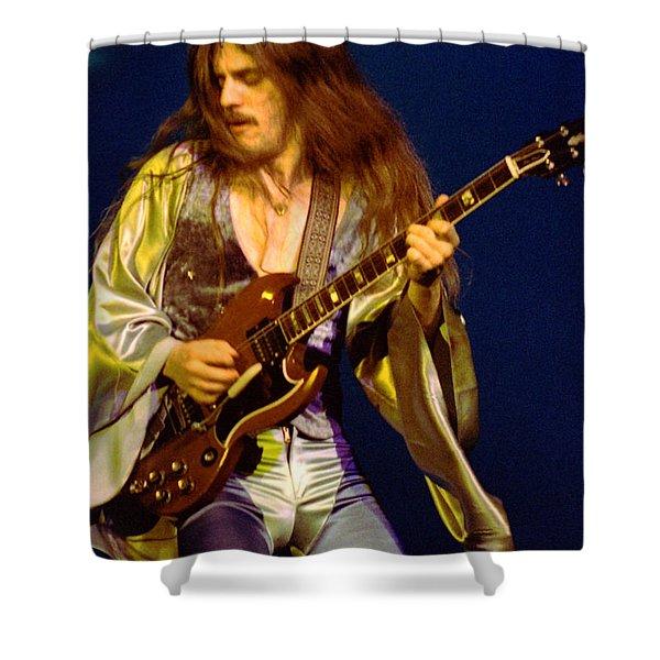 Mahogany Rush Seattle #3 Shower Curtain