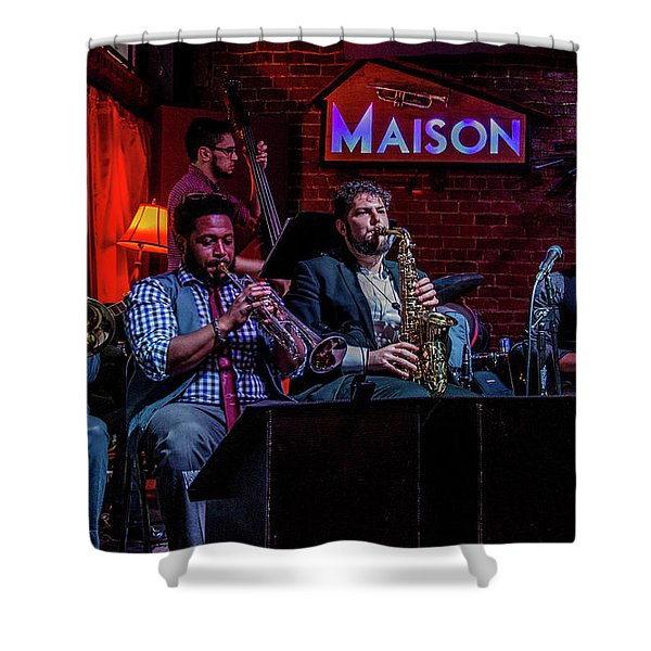 Maison Shower Curtain