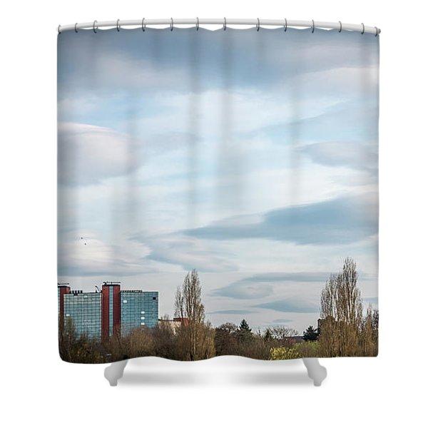 Majestic Cloud 2 Shower Curtain