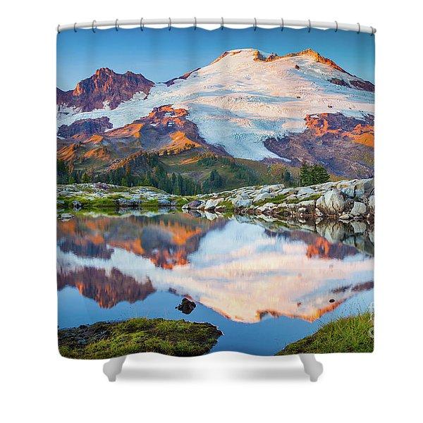 Majestic Kulshan Shower Curtain