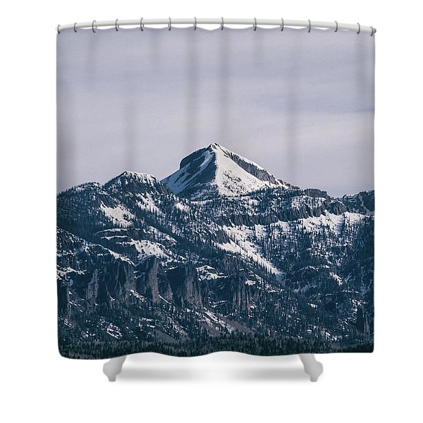 Shower Curtain featuring the photograph Majestic Morning On Pagosa Peak by Jason Coward
