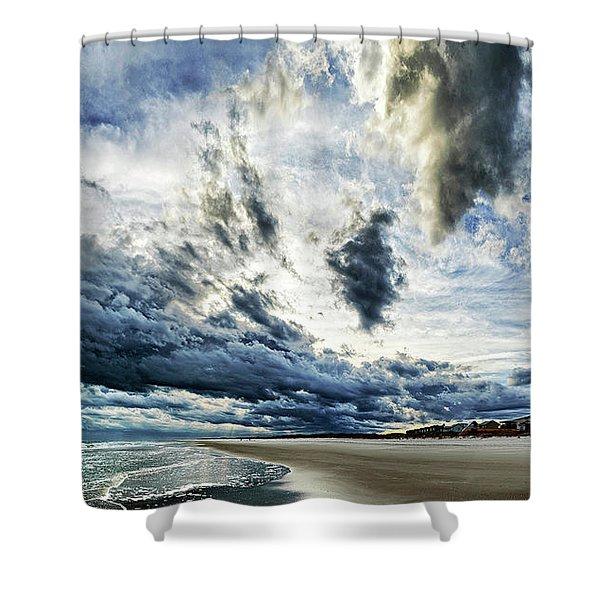 Majesty Shower Curtain