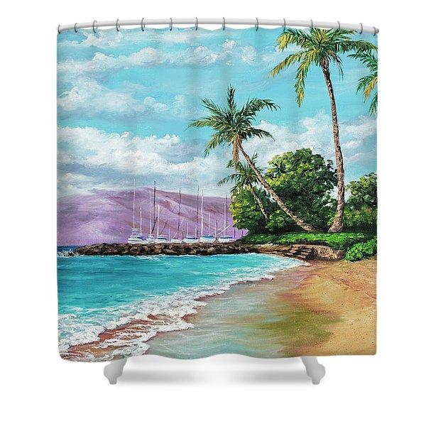 Makila Beach Shower Curtain