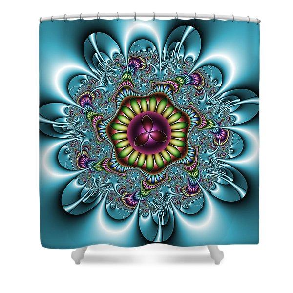 Manisadvon Shower Curtain