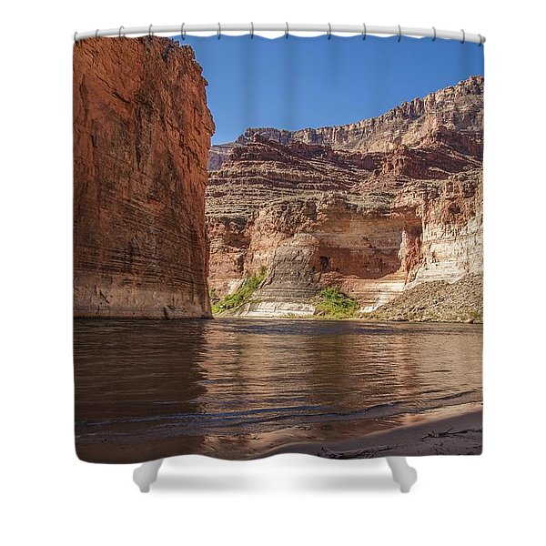 Marble Canyon Grand Canyon National Park Shower Curtain