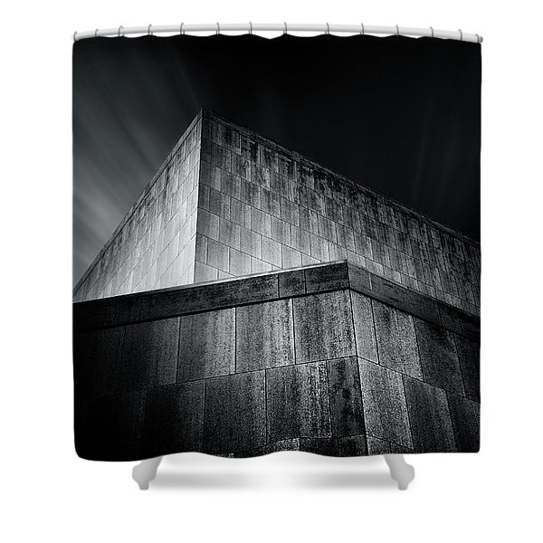 Marcus Center Shower Curtain