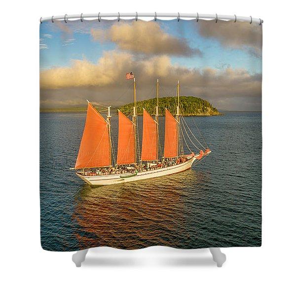 Margaret Todd Shower Curtain