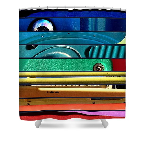 Margo Shower Curtain