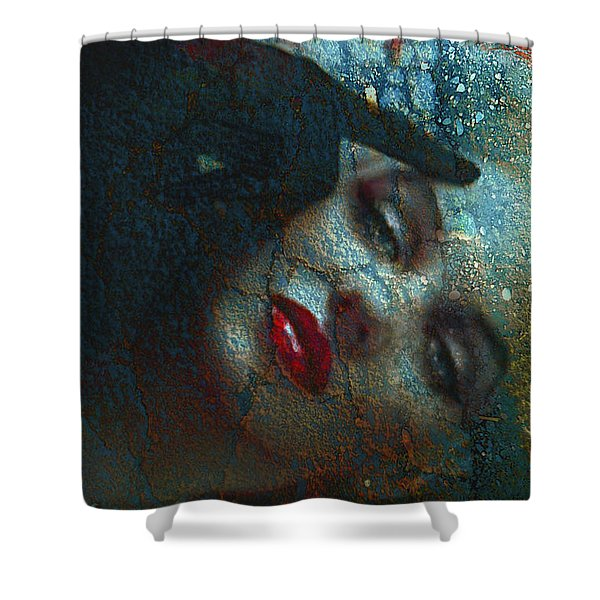 Marilyn St 2 Shower Curtain