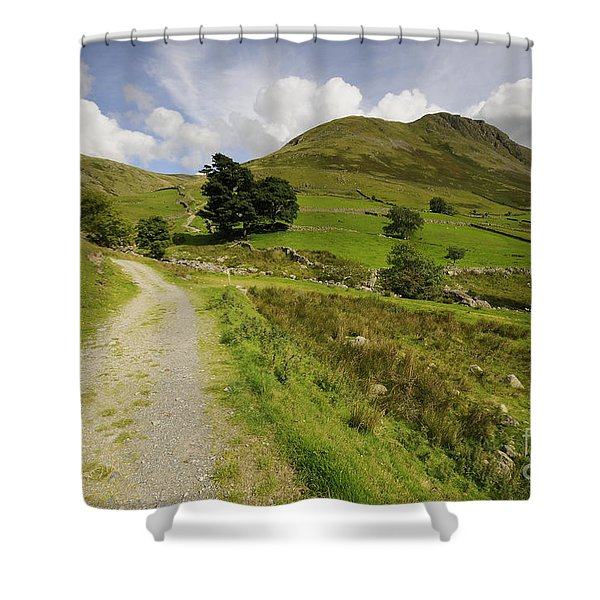 Martindale Common Shower Curtain