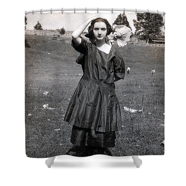 Mary Neal 01 Shower Curtain