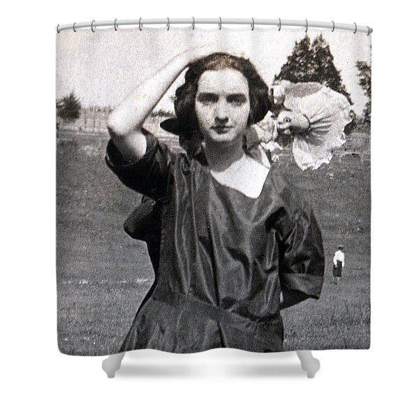 Mary Neal 02 Shower Curtain