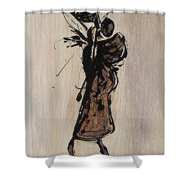 Masai Family - Part 1 Shower Curtain