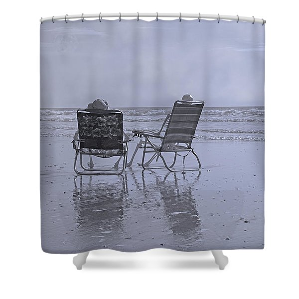 Match Made In Heaven Shower Curtain