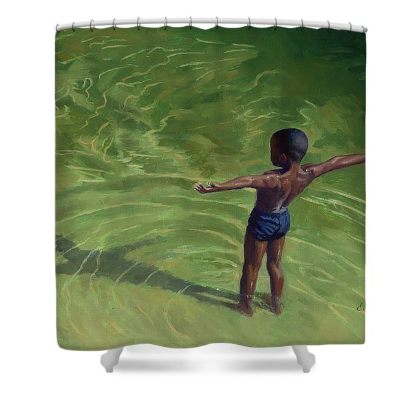 Me Shower Curtain