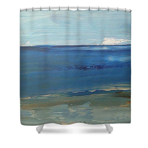 Mediterraneo Shower Curtain