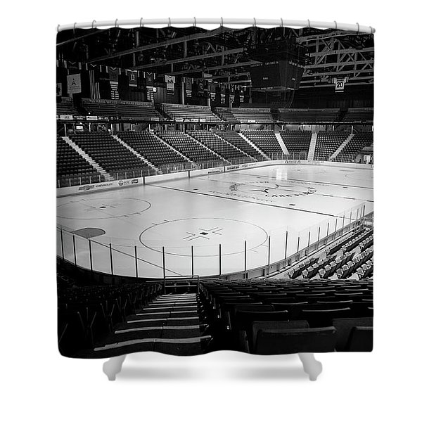 Memories Of A Miracle - Lake Placid Shower Curtain