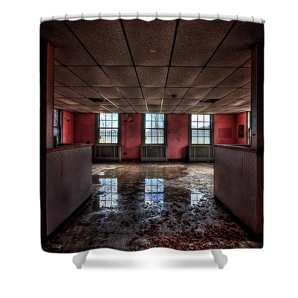 Mentalize Shower Curtain