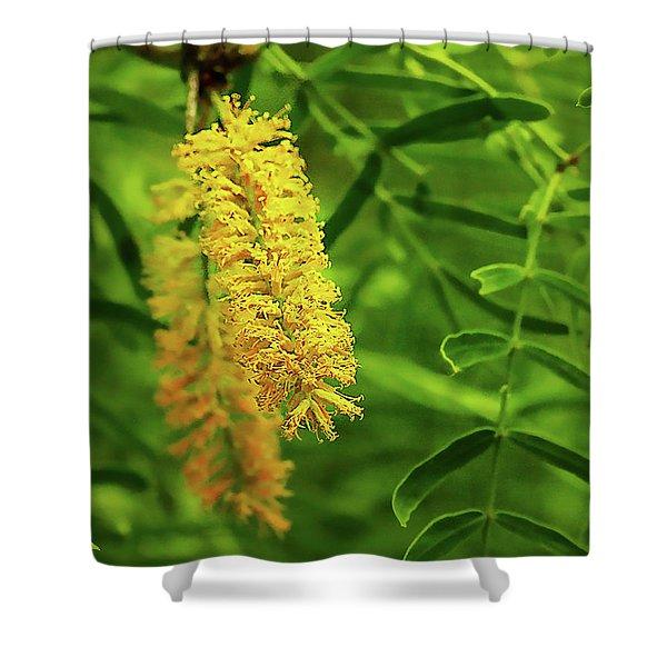 Mesquite Bloom Shower Curtain