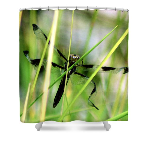 Just Emerged Shower Curtain