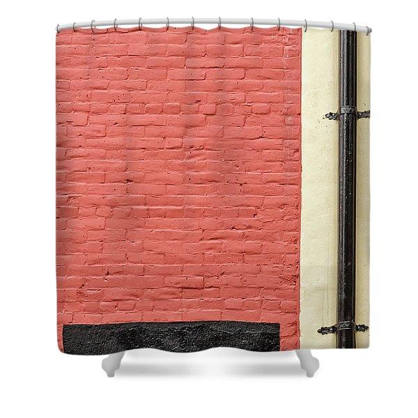 Mews Spout Shower Curtain