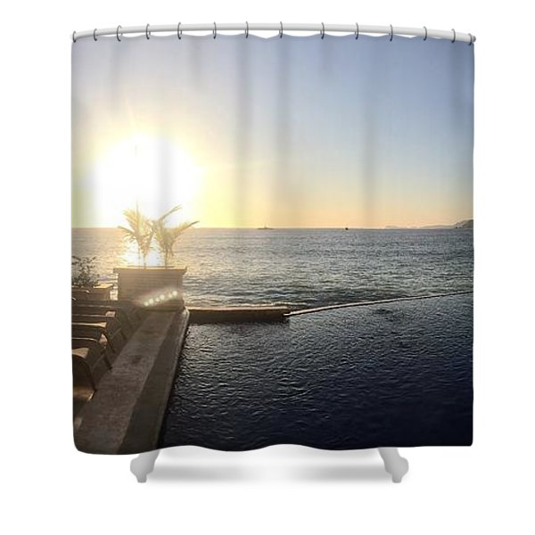 Mexico Memories 6 Shower Curtain