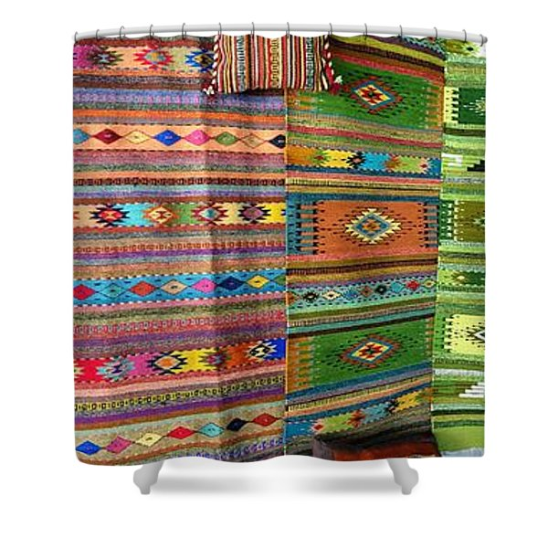 Mexico Memories 8 Shower Curtain