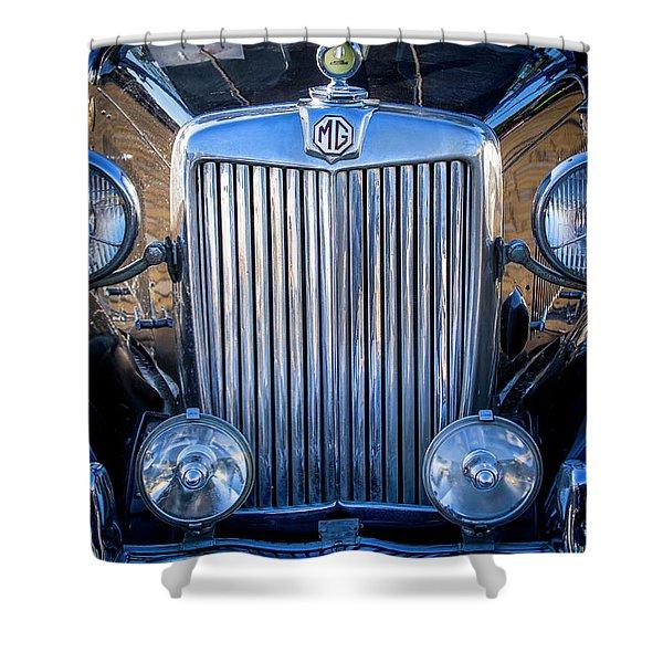 Mg Cars 003 Shower Curtain