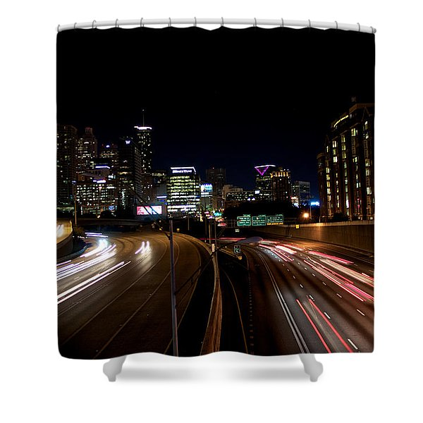 Midtown Shower Curtain