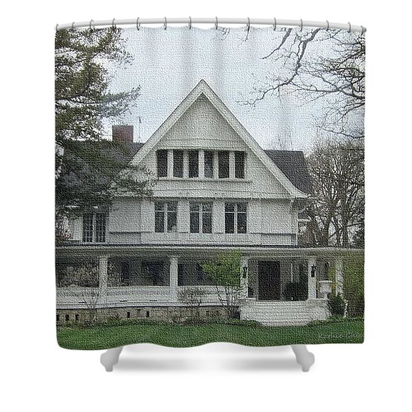 Midwest Living Shower Curtain