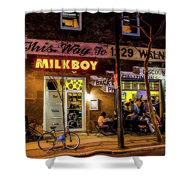 Milkboy - 1033 Shower Curtain