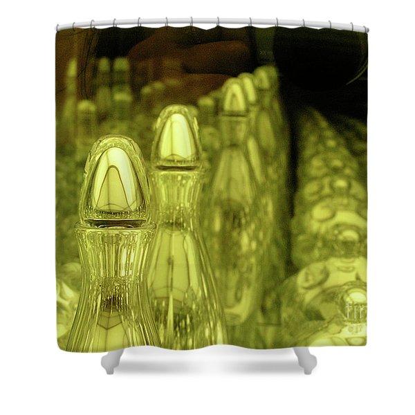 Milmoa01 Shower Curtain