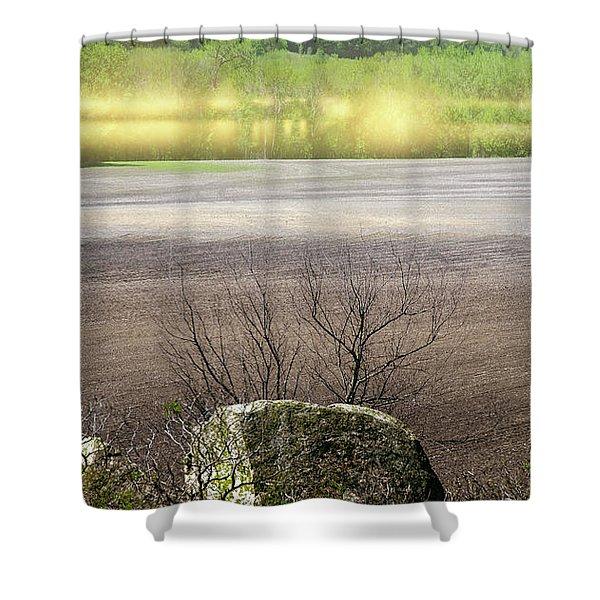 Minnesota Quantum Field..... Shower Curtain
