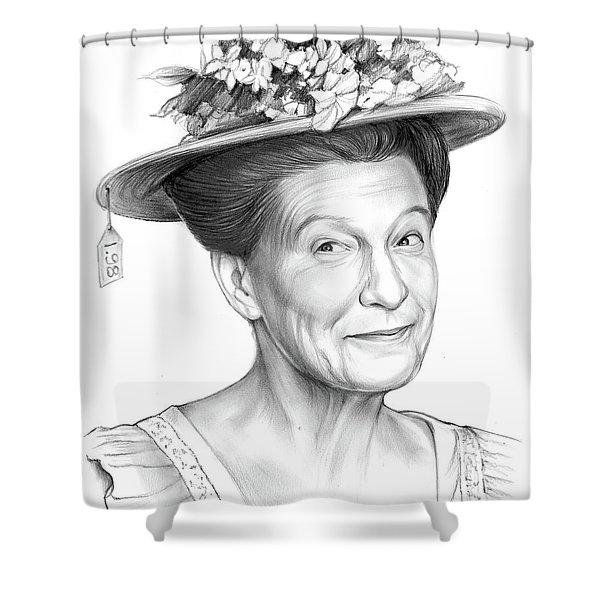 Minnie Pearl Shower Curtain