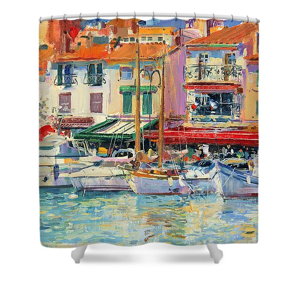 Mirabeau Shower Curtain