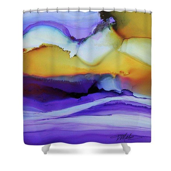 Mirage Shower Curtain