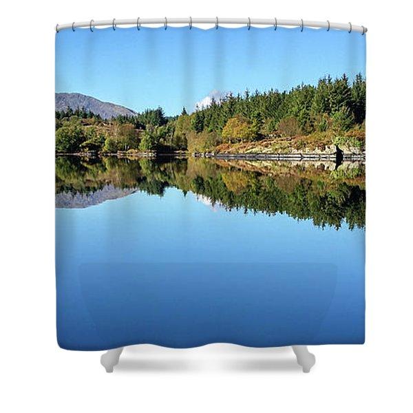 Mirror, Mirror Shower Curtain