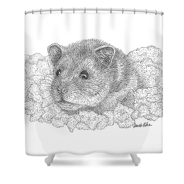 Mister Boov Shower Curtain