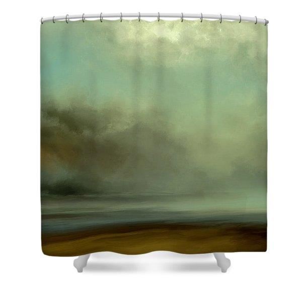Misty Cove Shower Curtain