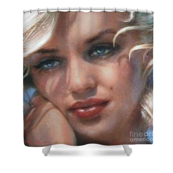 Mm 129 Shower Curtain